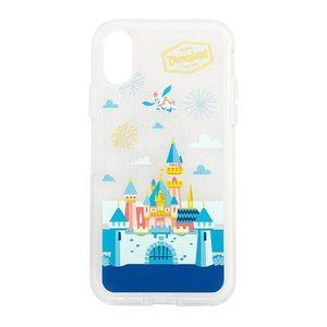 Brand New IPhone X sleeping beauty's castle case